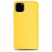 "Чехол для iPhone 11 ""6.1"" Silicone Case (Желтый)"