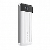 Power Bank Borofone BT21A, 20000 mAh (Белый)