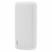 Power Bank Remax RPP-166, 2,1A, 20000 mAh (Белый)