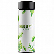 Термос Foliage 350ml (Green Leaves)
