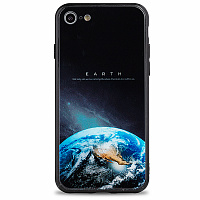 Чехол для iPhone 7/8/SE 2 Force print (Earth)