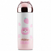 Термос Pink style 450ml (Children Bear)